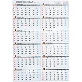 高橋 2022年 カレンダー 壁掛け A2 E2 ([カレンダー])