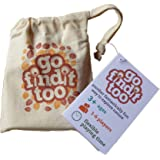 gofindit Too - Outdoor Nature Treasure Hunt Card Game for Families