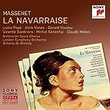 Massenet La Navarraise