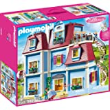 PLAYMOBIL 70205 Large Dollhouse Playset (592 Piece),us:one size,Multicoloured