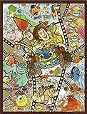 300ピース ジグソーパズル ピクサー・キャラクターズ 【パズルプチ2ライト】(16.5x21.5cm)