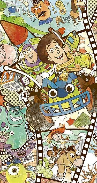 ディズニー  iPhone/Androidスマホ壁紙(744×1392)-1 - ピクサー・キャラクターズ