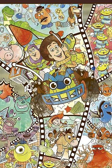ディズニー  iPhone/Androidスマホ壁紙(640×960)-1 - ピクサー・キャラクターズ