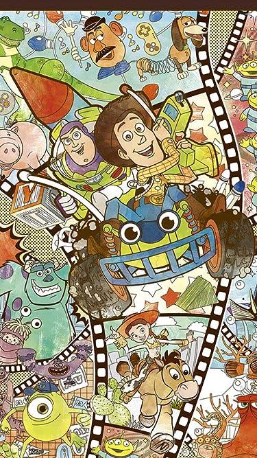 ディズニー  iPhone/Androidスマホ壁紙(540×960)-1 - ピクサー・キャラクターズ