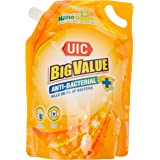 UIC Big Value UIC Laundry Liquid Detergent (Anti-Bacterial), 1.6KG