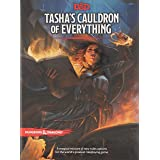 Dungeons and Dragons Tasha's Cauldron of Everything (D&D Rules Expansion)