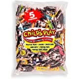 Tootsie Roll Child's Play Favorites, Funtastic Candy Variety Mix Bag, Peanut Free, Gluten Free, 5 Pounds