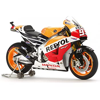 タミヤ 1/12 オートバイシリーズ No.130 レプソル Honda RC213V '14 14130