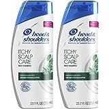 Head & Shoulders Itchy scalp care daily-use anti-dandruff shampoo, 23.7 fl oz twin pack, 23.7 Fl Oz