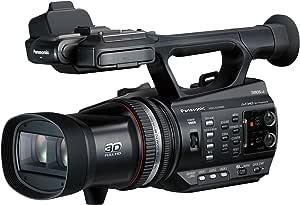 パナソニック デジタルハイビジョンビデオカメラ Z10000 3D対応 ダブルSDカードスロット ブラック HDC-Z10000-K
