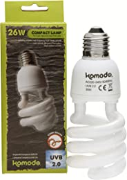 Komodo Compact Lamp UVB 2% ES 26W