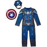 Captain America Winter Soldier Deluxe Costume for Kids - Marvel Avengers