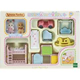 シルバニアファミリー ルームセット にこにこ赤ちゃん家具セット セ-193