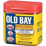 Old bay Old Bay 30 Percent Less Sodium Seasoning, 56 g