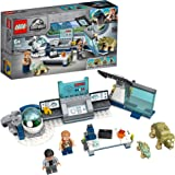 LEGO Jurassic World Dr. Wu's Lab: Baby Dinosaurs Breakout 75939 Building Kit