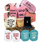 Silly Obsessions Gift Box for New Mom, Pregnant Mom, Great Gift Basket Set for Baby Shower, Pregnant Women, Daughter, Wife, F