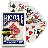 BICYCLE ( バイスクル ) トリック トランプ ダブルフェイス ( 両面数字デック ) [並行輸入品][E338]