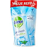 Dettol Body Wash, Cool, Refill, 900g