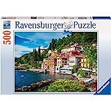 Ravensburger 14756 Lake Como, Italy Adult Puzzle 500pc
