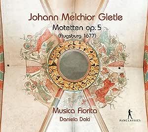 Motets Op. 5