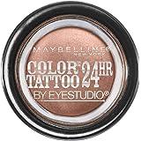 Maybelline Colour Tattoo 24HR Cream Gel Eyeshadow - Bad To Bronze