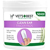 Vet's Best Ear Cleaning Pads for Dogs (Pack of 50)