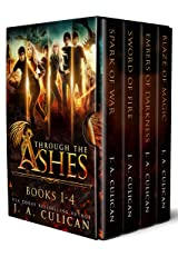 Through the Ashes : The Complete Series Kindle Edition