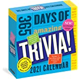 2021 365 Days of Amazing Trivia! Page-A-Day Calendar