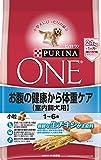 ピュリナ ワン 成犬用(1-6歳) 室内飼犬用 お腹の健康から体重ケア 小粒 チキン 2.1kg(700g×3袋) [ド…