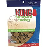 Kong - Farmyard Friends - All Natural Dog Treats (Best Used with Kong Classic Rubber Toys) - Roast Lamb