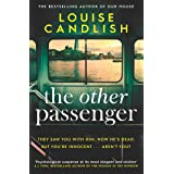 The Other Passenger: Brilliant, twisty, unsettling, suspenseful – an instant classic!