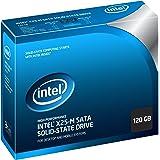 Intel SSD 120GB SATA 2.5inch MLC w/Cable Retail K SSDSA2MH12…
