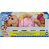 Baby Alive Doll - Sweet n Snuggly Soft Baby Doll incl accessories - First Baby Doll - Nuturing dolls and toys for kids, girls
