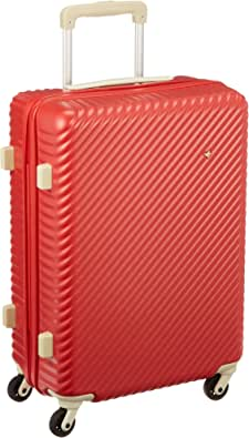 [ハント] スーツケース等 マイン ストッパー付き 47L 3.5kg 05748 61 cm アネモネレッド