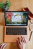 【Nums macbook Air 13インチ 2018.10以降 対応モデル】 ナムス trackpad cover…