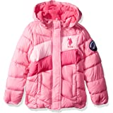 U.S. POLO ASSN. Girls' Midweight Bubble Jacket