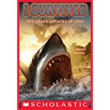 I Survived the Shark Attacks of 1916 (I Survived #2) (English Edition)