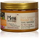Maui Moisture Curl Smoothie Coconut Oil, 340 g, Original Version, 12 Ounce (18004)
