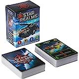 White Wizard Games WW500 Star Realms Deckbuilding Game,Multi-Colored