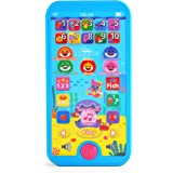 Pinkfong Baby Shark Mini Tablet - Educational Preschool Toy - By WowWee