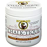Chalk-Tique Powder Additive – Transforms Regular Paint Into Chalk Paint – Perfect For Your DIY Paint Projects – Great For Ame