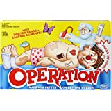 Hasbro Gaming B2176 Classic Operation Board Game