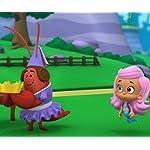 バブルグッピーズ Android(960×800)待ち受け The Glitter Games!