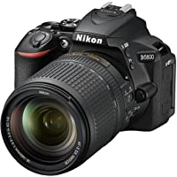 Nikon Digital Single Lens Reflex Camera D5600, blk