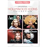 Universal Hollywood Icons Collection: Marlene Dietrich (Blonde Venus / Desire / Angel)
