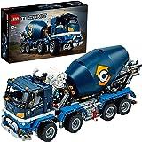 LEGO® Technic™ Concrete Mixer Truck 42112 Building Kit