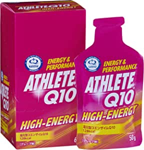 ATHLETE Q10 HIGH-ENERGY(6 本入)