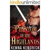 Phantom of the Highlands: Scottish Medieval Highlander Romance (Highlanders of Cherrythorn)