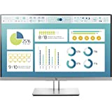 HP EliteDisplay E273 27-Inch Screen LED-Lit Monitor Black/Silver (1FH50A8#ABA)