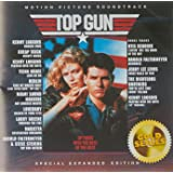 TOP GUN - MOTION PICTURE SOUNDTRACK (GOLD SERIES)